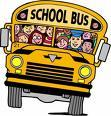 School bus full of children